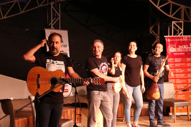 Antalya Oyuncak Müzesi Yaz Etkinlikleri başladı